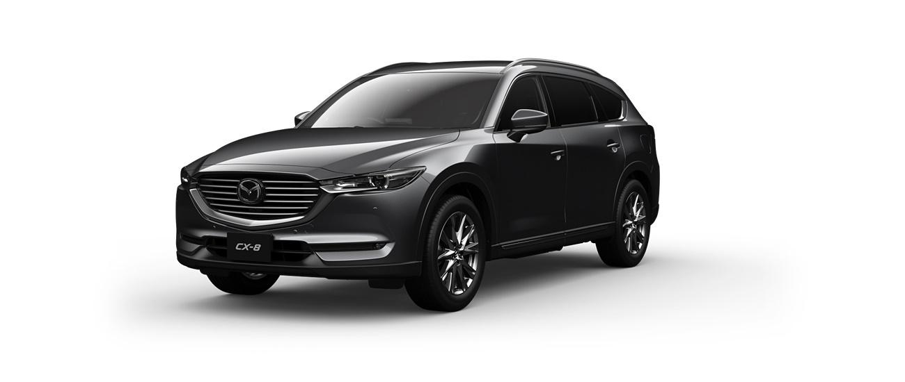 Mazda CX-8 情報館
